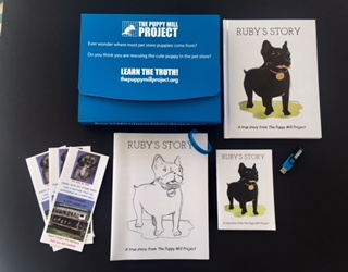The Puppy Mill Project in the Classroom Kit